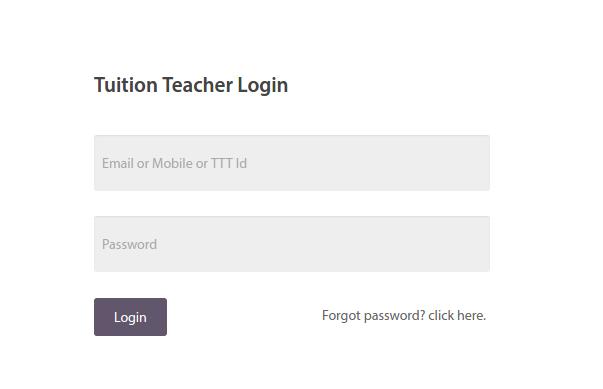 TTT login